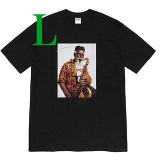 シュプリーム(Supreme)の【supreme】 pharoah sanders tee black L 黒 (Tシャツ/カットソー(半袖/袖なし))