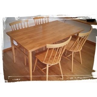 ウニコ(unico)のunico ダイニングテーブル チェア(ダイニングテーブル)