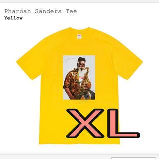 シュプリーム(Supreme)のsupreme Pharoah Sanders Tee シュプリーム XL(Tシャツ/カットソー(半袖/袖なし))