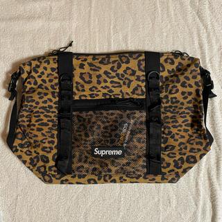 シュプリーム(Supreme)のSupreme Zip Tote Leopard 豹柄 トート バッグ(トートバッグ)