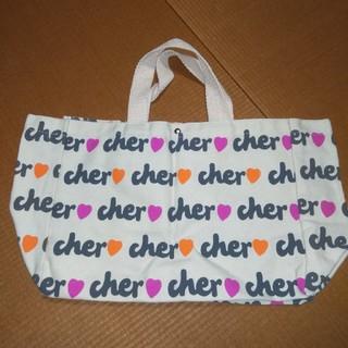 シェル(Cher)のcher シェル エコバック(エコバッグ)