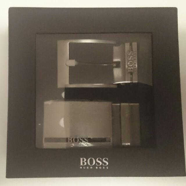 HUGO BOSS(ヒューゴボス)の(ケン様専用)【新品・未使用】HUGO BOSS ベルト メンズのファッション小物(ベルト)の商品写真
