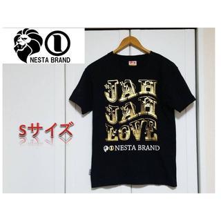 ネスタブランド(NESTA BRAND)のNESTABRAND(ネスタブランド)半袖ホイルプリントTシャツ/ジャジャラブ(Tシャツ/カットソー(半袖/袖なし))