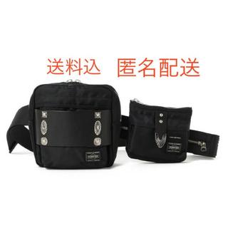 トーガ(TOGA)の新品 TOGA PORTER BELT BAG ベルトバッグ トーガ ポーター(ボディバッグ/ウエストポーチ)