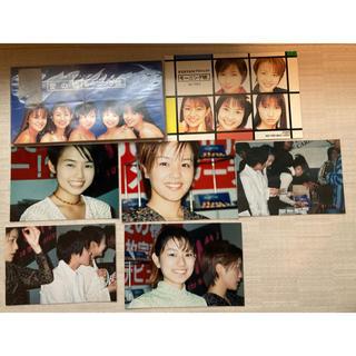モーニングムスメ(モーニング娘。)のモーニング娘。愛の種 デビューシングルCDとポストカード(ポップス/ロック(邦楽))