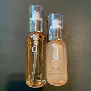 ディープログラム(d program)のdプログラム      アクネケア(化粧水/ローション)