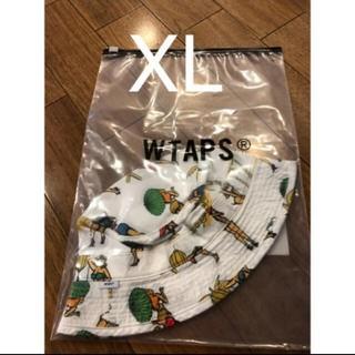 ダブルタップス(W)taps)のwtaps hat xl (ハット)