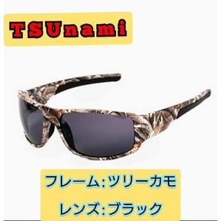 オークリー(Oakley)の☆新品★サングラス ツリーカモ ブラック  偏光 オークリー・タレックス型(ルアー用品)