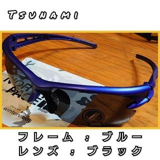 オークリー(Oakley)の【新品】★サングラス★偏光レンズ ブルー×ブラック OAKLEY タレックス型(ルアー用品)