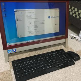富士通 - ESPRIMO FH56/GDR i7-2670QM パソコン デスクトップ