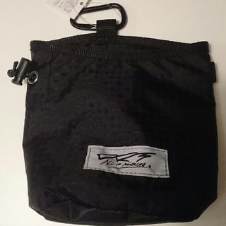【新品・未使用】DRT 携帯ゴミポーチ MINI RUBBISH BAG(その他)