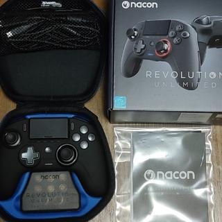 プレイステーション4(PlayStation4)のnacon レボリューションアンリミテッド プロコントローラー(その他)