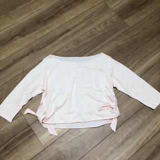 エミアトリエ(emmi atelier)のりほママ様専用 emmi studio ヨガ yoga カットソー (Tシャツ(長袖/七分))