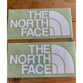 ザノースフェイス(THE NORTH FACE)のザノースフェイス ステッカー 正規品(ステッカー)