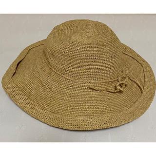 ボンポワン(Bonpoint)の♡ポンポワン 麦わら帽子♡ お子様向け 50cm(帽子)