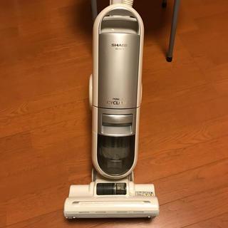 SHARP - シャープ サイクロン掃除機 EC-ST11