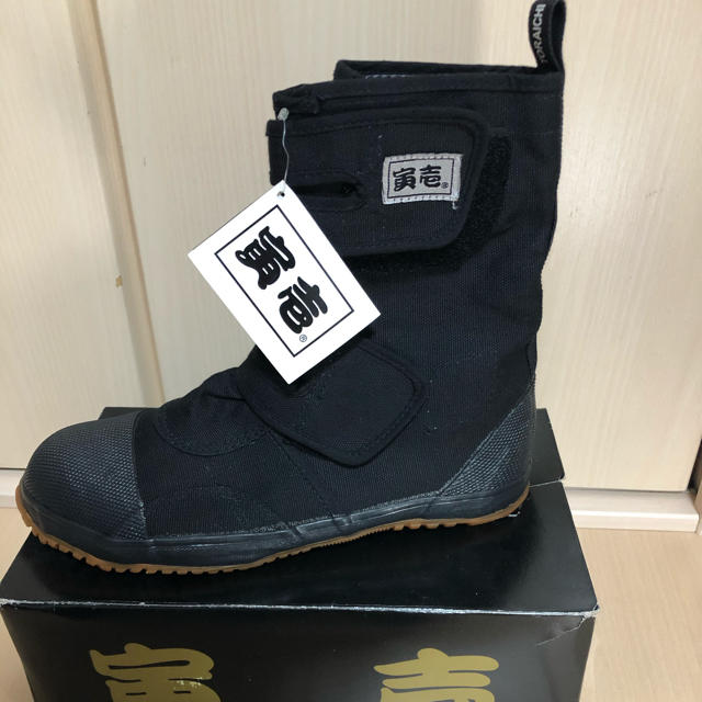 寅壱(トライチ)の安全靴 メンズの靴/シューズ(その他)の商品写真