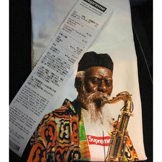 シュプリーム(Supreme)のSupreme Pharoah Sanders Tee  White(Tシャツ/カットソー(半袖/袖なし))
