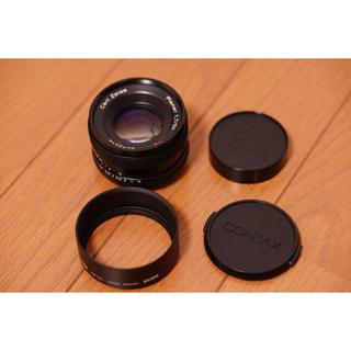 キョウセラ(京セラ)のカールツァイス プラナー50mm F1.7 AEJ(レンズ(単焦点))