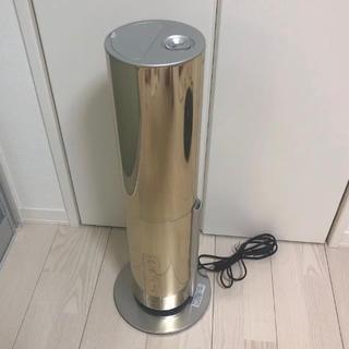ドウシシャ(ドウシシャ)の加湿器 ゴールドドウシシャ mood クレベリンLED搭載 ハイブリッド式(加湿器/除湿機)