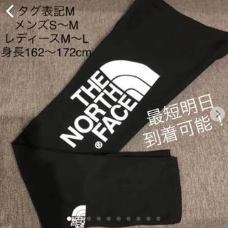 ザノースフェイス(THE NORTH FACE)のノースフェイス 新品 タグ付き タイツ スパッツ レギンス ブラック M(レギンス/スパッツ)