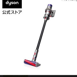 Dyson Cyclone V10 Fluffy 数量限定 BlkEdition(掃除機)