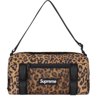 シュプリーム(Supreme)のSupreme 20FW Mini Duffle Bag 9L Leopard(ドラムバッグ)