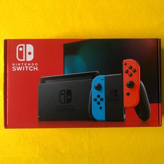 ニンテンドースイッチ(Nintendo Switch)のニンテンドースイッチ 本体 新品未使用(家庭用ゲーム機本体)