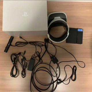 プレイステーションヴィーアール(PlayStation VR)のPSVR PlayStation VR  カメラ同梱版(家庭用ゲーム機本体)