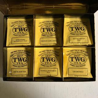 TWG ティーパック 16個セット(茶)