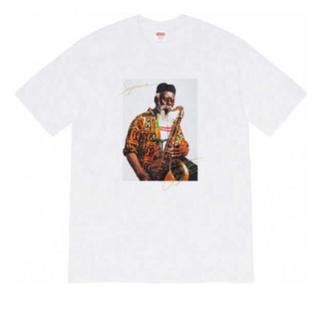シュプリーム(Supreme)のsupreme pharoah sanders tee  L(Tシャツ/カットソー(半袖/袖なし))
