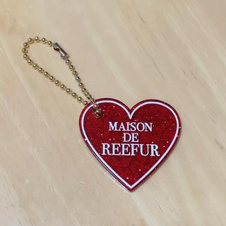 メゾンドリーファー(Maison de Reefur)のMAISON DE REEFUR キーホルダー(キーホルダー)