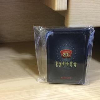 コナミ(KONAMI)の遊戯王 20th スリーブ 40枚(カードサプライ/アクセサリ)