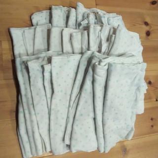 アカチャンホンポ(アカチャンホンポ)の布おむつ 輪おむつ 30枚セット ※名前の記入なし(布おむつ)