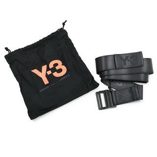 Y-3 - Y-3 ワイスリー グレーロゴベルト GK2075  M