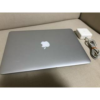 マック(Mac (Apple))のmac book air 2011 13インチ 完動品(ノートPC)