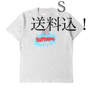 シュプリーム(Supreme)の18ss Supreme ガネーシャTee heather grey Sサイズ(Tシャツ/カットソー(半袖/袖なし))