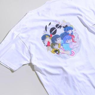 ウィゴー(WEGO)の【新品】らんま 1/2 Tシャツ コラボ wego  漫画 人気(Tシャツ/カットソー(半袖/袖なし))