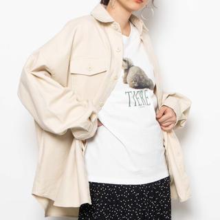 ウィゴー(WEGO)のビッグシルエットCPOシャツジャケット(その他)