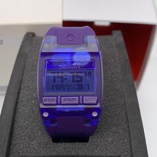 ニクソン(NIXON)の【はんべいさま専用】箱付き ニクソン コンプS 新品未使用(腕時計(デジタル))