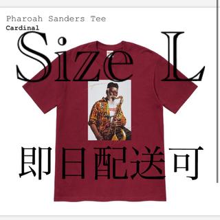 シュプリーム(Supreme)のシュプリーム Supreme Pharoah Sanders Tee Red (Tシャツ/カットソー(半袖/袖なし))