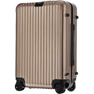 リモワ(RIMOWA)のRIMOWA リモワ SALSA サルサデラックス ルクソールベージュ 限定商品(旅行用品)