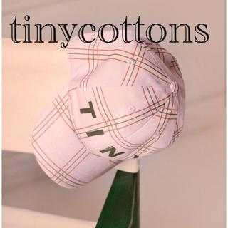 ボボチョース(bobo chose)のtinycottons タイニーコットンズ キャップ M size(帽子)