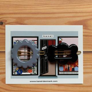 ロンハーマン(Ron Herman)の新品 kanel  カネル ヘアピン フラワーコレクション DAISY FIFI(ヘアピン)