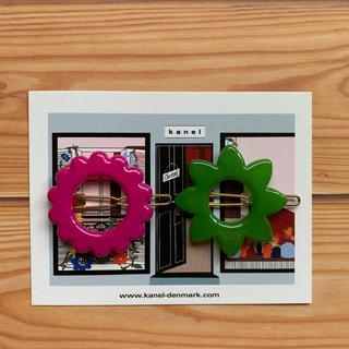 ロンハーマン(Ron Herman)の新品 kanel  カネル ヘアピン フラワーコレクション DAISY ANNA(ヘアピン)