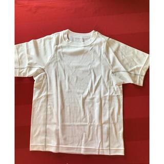 シャルレ(シャルレ)のシャルレスポーツ 半袖 M ホワイト★未使用品(Tシャツ/カットソー(半袖/袖なし))