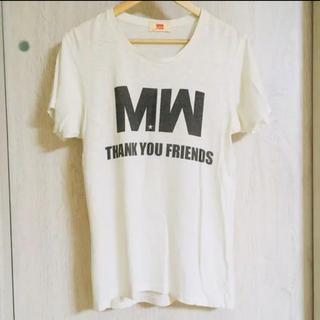 ロンハーマン(Ron Herman)のM thank you friends TMT tmt marbles TEE(Tシャツ/カットソー(半袖/袖なし))