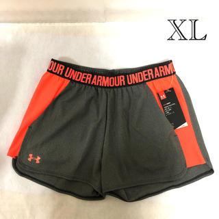 アンダーアーマー(UNDER ARMOUR)の未使用 アンダーアーマー  ショートパンツ トレーニング レディース XL(ショートパンツ)