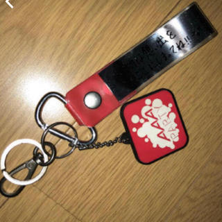トリプルエー(AAA)のAAA 伊藤千晃 銀テープケース キーケース(キーホルダー)