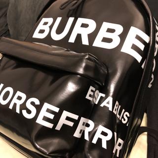バーバリー(BURBERRY)の【大幅お値下げ】バーバリー☆リュックサック 新品未使用(バッグパック/リュック)